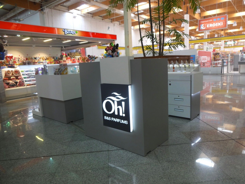 Stand Oh! B&S Parfums C.C. L'Aljub (Elche)