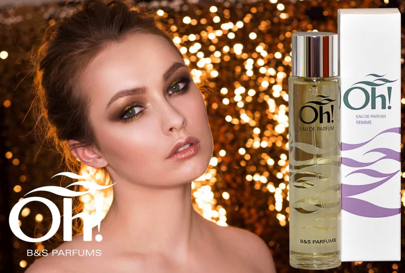 perfume imitación para mujer YES I AM de Cacharel