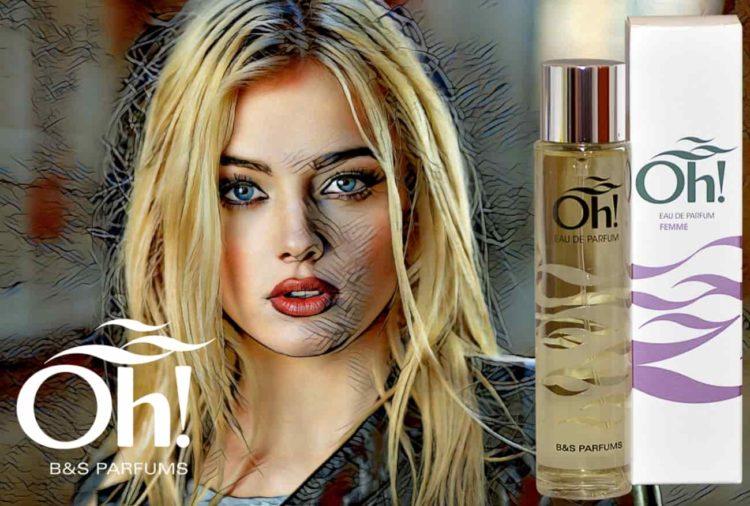 Perfumes imitación mujer Because I'ts You