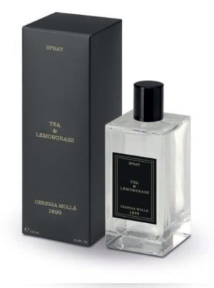 AMBIENTADORES CASA CERERIA MOLLA SPRAY TEA & LEMONGRASS