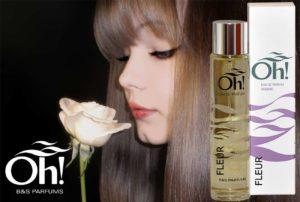 Perfumes imitacion mujer agua fresca de rosas ad